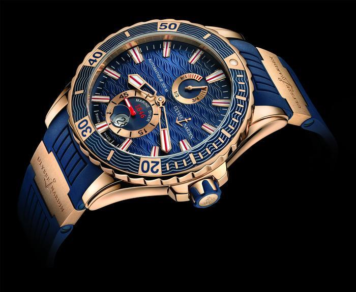 Reloj Modelo Marine Diver de Ulysse Nardin
