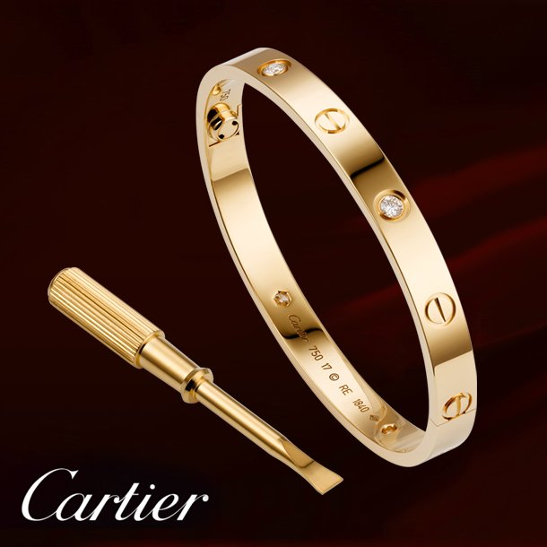 Brazalete Cartier Love
